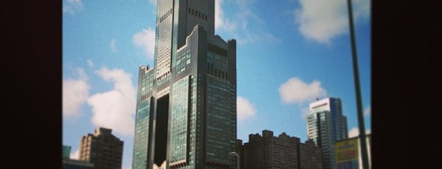 Kaohsiung City is one of Lugares favoritos de モリチャン.