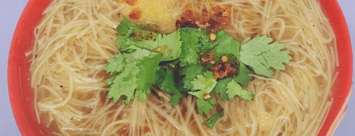 三民路口-蚵仔大腸麵線 is one of Curry: сохраненные места.