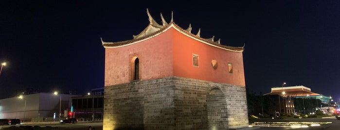 台北府城北門 is one of 台湾の歴史遺産(Historical Heritage of Taiwan).