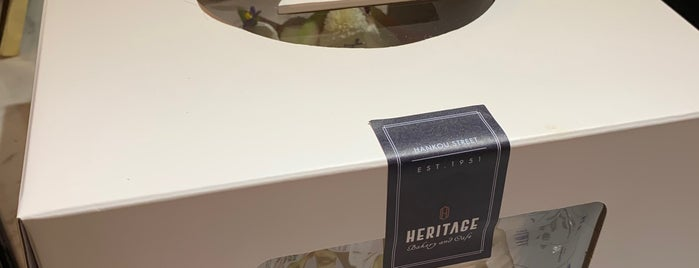Heritage Bakery & Cafe is one of Taipei.