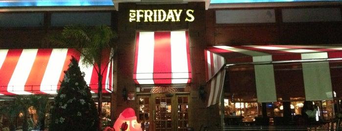 TGI Friday's is one of Lugares favoritos de Bryan.