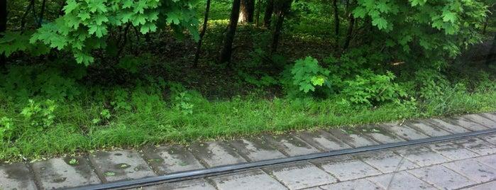 Трамвай № 6 is one of Москоу.