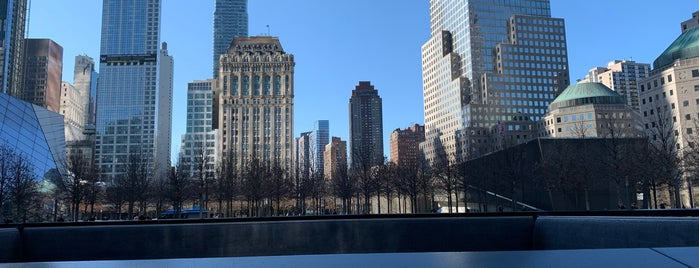 9/11 Memorial North Pool is one of New York.