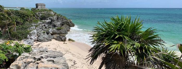 El Castillo is one of Caribe Mexicano.
