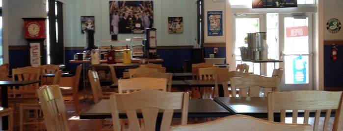 The Food Factory at the Devil's Bistro is one of Where to Eat at Duke.