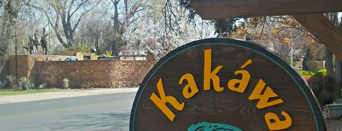 Kakawa Chocolate House is one of Santa Fe, NM.