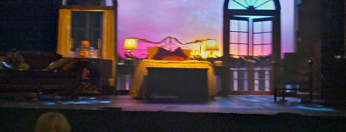 Albuquerque Little Theatre is one of Tempat yang Disukai Nikki.