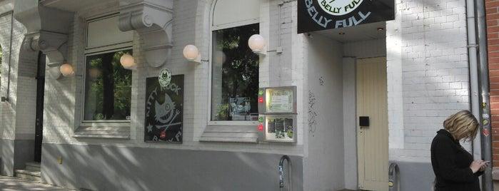 Kitty Rock Belly Full is one of Locations in Kiel.