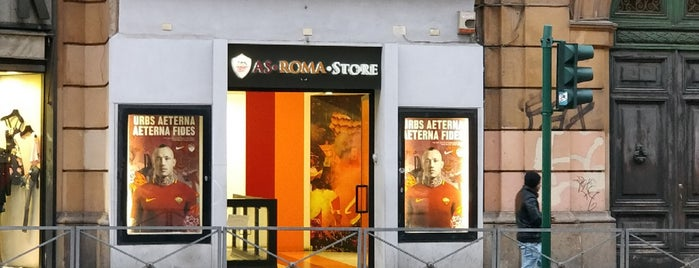 As Roma Store is one of Roma.