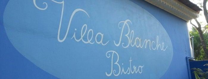 Vila Blanche Bistro is one of Gespeicherte Orte von A.