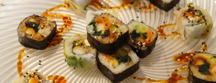 Wa Teppan Sushi Bar is one of ASIATICA.