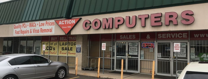 Action Computers, Inc. is one of Denver, CO.