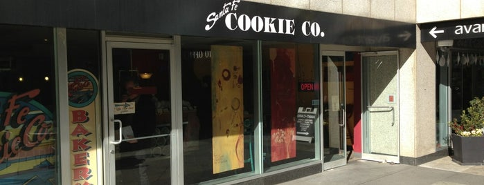 Santa Fe Cookie Company is one of Denver!.