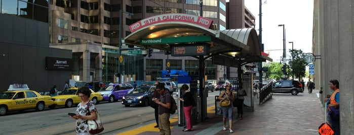 RTD - 18th & California Light Rail Station is one of Everywhere I've been in the Denver Metro.