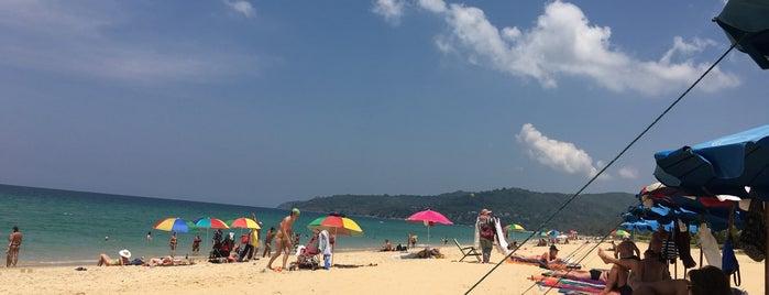 Karon Beach is one of Thaïlande.