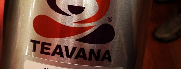 Teavana is one of Locais salvos de Andrew.