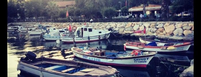 Eskihisar Sahili is one of Barış : понравившиеся места.
