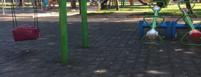 Modül Çelik Parkı is one of Locais curtidos por Tansel Arman.