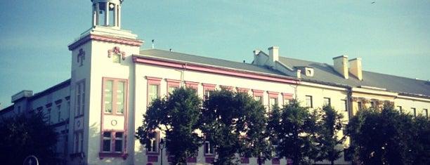 Peetri Plats is one of Lugares favoritos de Эммануил Виторган.