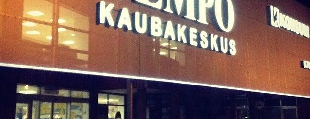 Tempo Kaubanduskeskus is one of a_sti10'in Beğendiği Mekanlar.