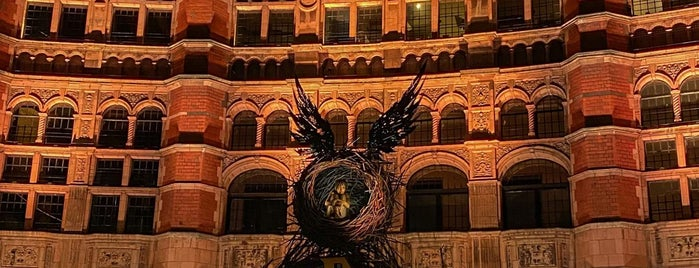 Harry Potter and the Cursed Child - Parts One and Two is one of Places@London.