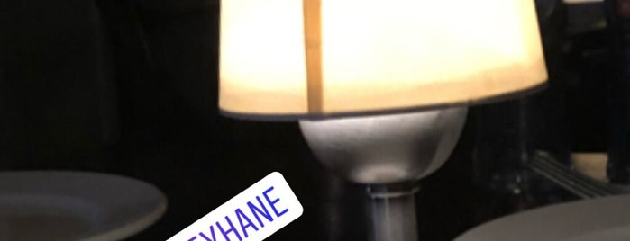 Atiye Meyhane is one of Istanbul to go.