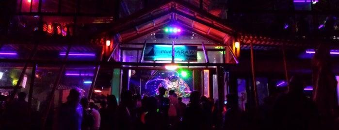Club Paraw is one of BORACAY.