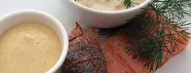 Flora Danica is one of Healthy & Veggie Food in Paris.
