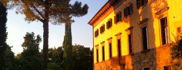Borgo Pignano is one of Tuscany Lifestyle Guide.
