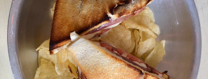 Tramezzini is one of Between the Bread.