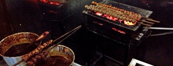 Bakso Bakar Pak Man is one of Welcome to Malang!.