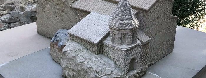 Shiomghvime Monastery is one of Locais curtidos por Michael.
