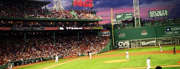 Fenway Park is one of 101 Places to Take Your Family in the U.S..