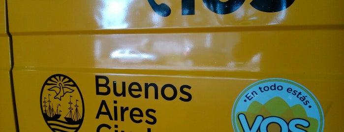 CUCC (Centro Único de Coordinacion y Control) is one of En la Ciudad.