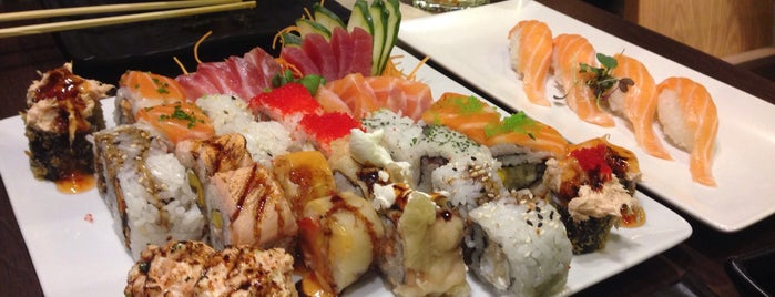Gaijin Sushi Bar is one of Best Japanese Restaurants in Portugal.