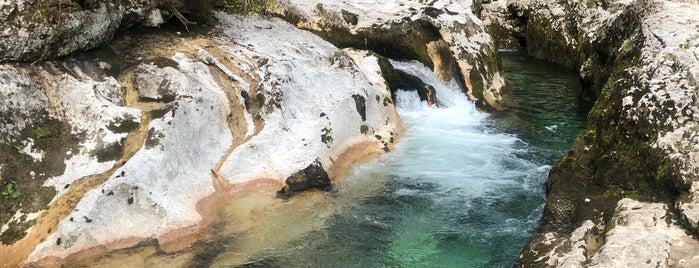 Slap Mostnice is one of Bled, Bohinj & Velence.