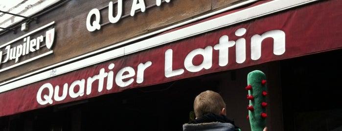 Le Quartier Latin is one of Anthony'un Beğendiği Mekanlar.