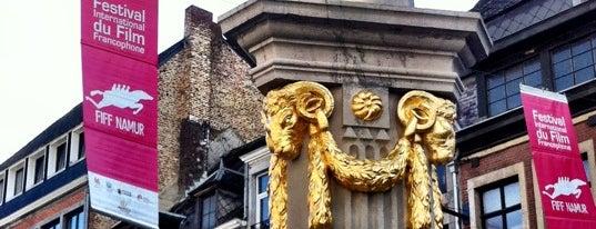 Place de l'Ange is one of Anissa Lenna'nın Beğendiği Mekanlar.