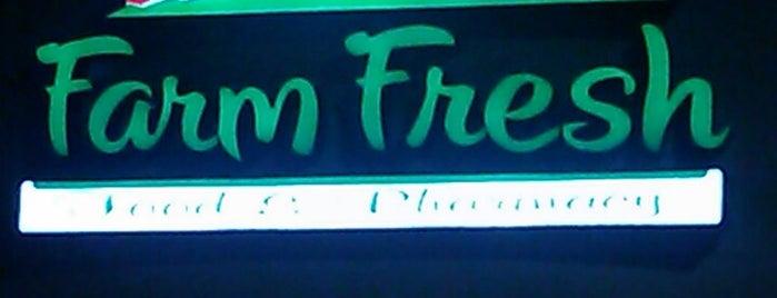 Farm Fresh is one of Tempat yang Disukai Shawn Ryan.