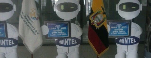 Ministerio de Telecomunicaciones is one of Instituciones Publicas.