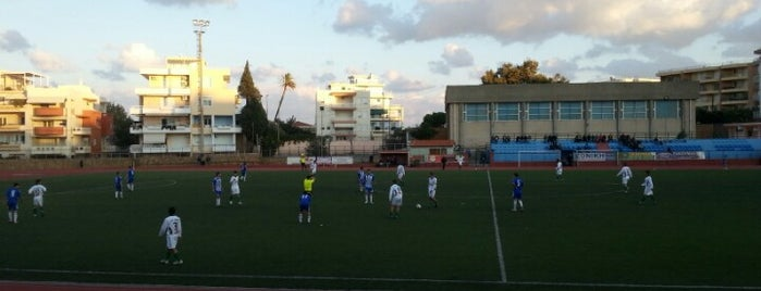Municipal Stadium of Chios is one of Chios Island.