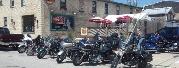 Steelhead Saloon is one of Orte, die Morgan gefallen.