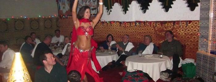 Mataam Fez is one of สถานที่ที่บันทึกไว้ของ Chelly.