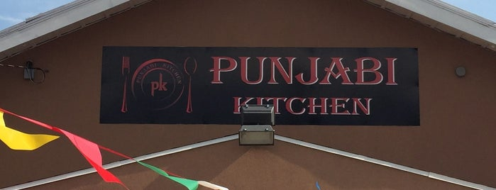 Punjabi Kitchen is one of Locais salvos de Lizzie.