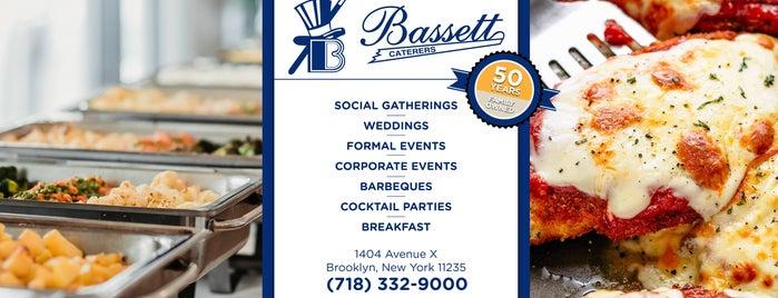 Bassett Caterers is one of Tempat yang Disukai Karina.