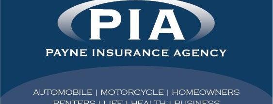Payne Insurance Agency is one of Marlon : понравившиеся места.