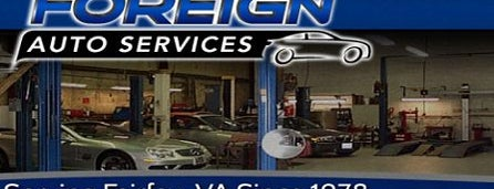 Foreign Auto Services is one of Lugares favoritos de Mark.