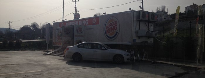 Burger King is one of Posti che sono piaciuti a Bora.