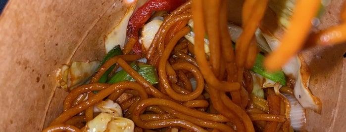 Ga Ga Pasta & Noodles is one of Riyadh Food.