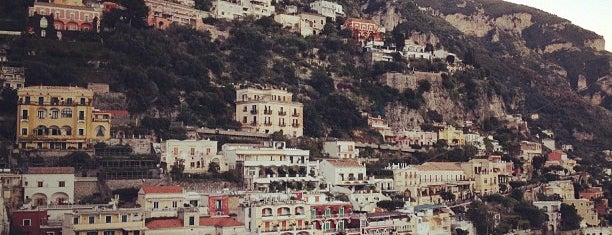 Positano is one of Hopefully, I'll visit these places one day....
